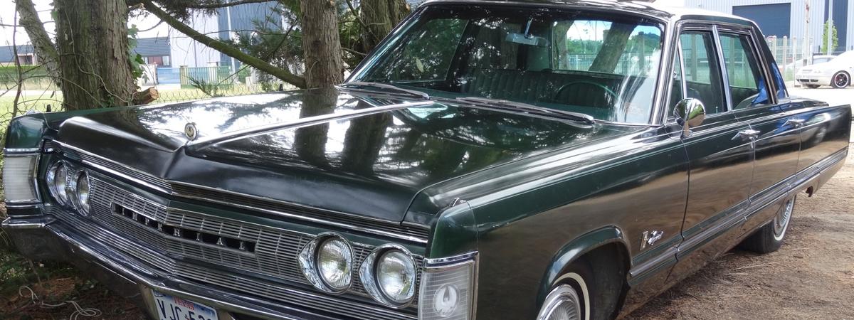 En vente : Chrysler Imperial Crown 1967