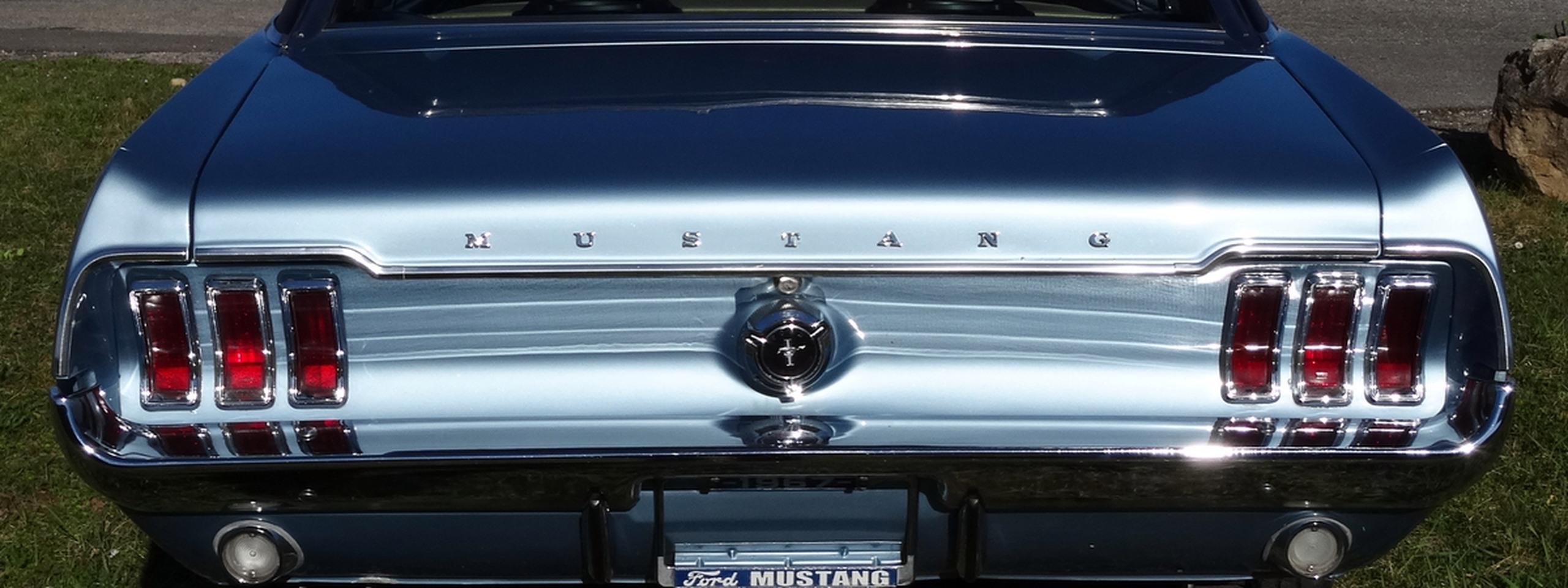 En vente : Ford Mustang 1967
